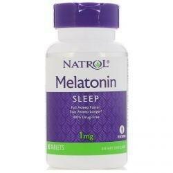 Melatonina 1 mg - Natrol - 90 tablets