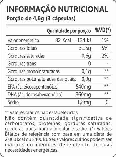 Ômega 3 Óleo De Peixe 1000mg - Maxinutri - 360 Cápsulas