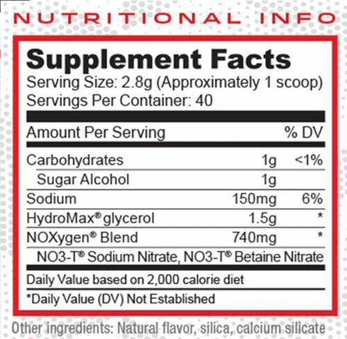 Noxygen - Purus Labs - Vasodilatador - 40 doses