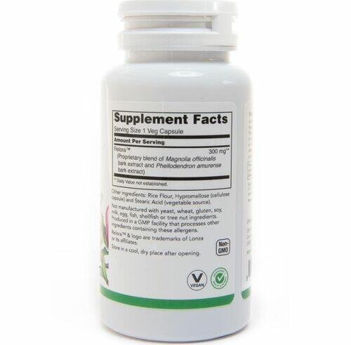 2 x Relora 300 mg - Luckvitamin - Total 120 Cápsulas