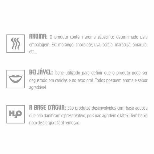 Beijinho Naquilo - Gel Beijável para Sexo Oral - 15ml