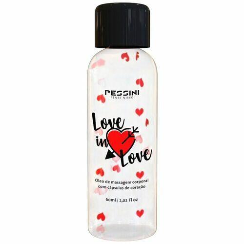 Óleo de Massagem - Love In Love - 60ml - Pessini