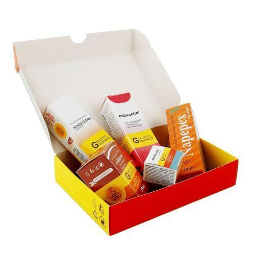 Kit Farmacinha com 5 Unidades - Secred Love