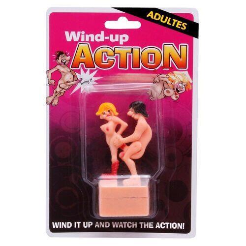 Casal a Corda Wind-Up Sacana - Vibe Toys
