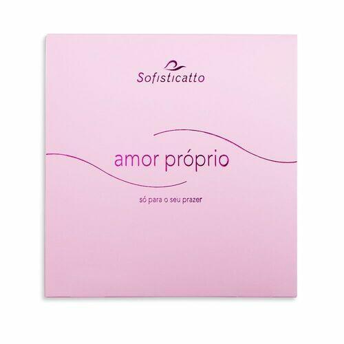 Kit Amor Próprio Só Para Seu Prazer - Sofisticatto