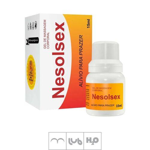 Nesolsex - Gel Dessensibilizante Anal - 15ml - Secret Love