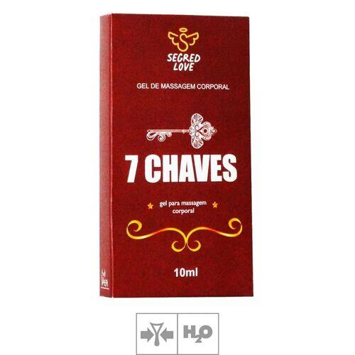 7 Chaves - Gel Adstringente em Sachê 10ml