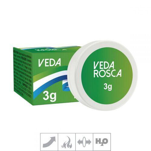 Veda Rosca Pomada Dessensibilizante Anal 3g - Secret Love