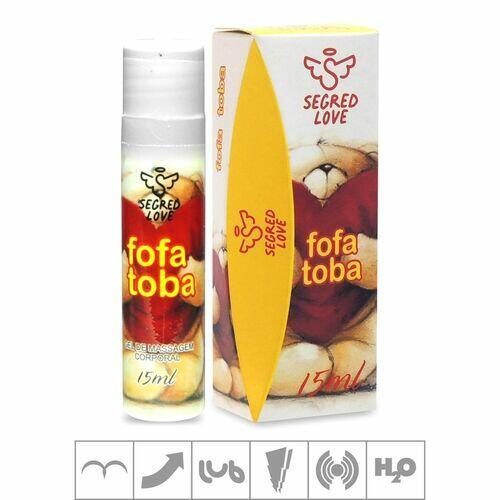 Excitante Anal - Fofo Toba - 15ml - Secret Love