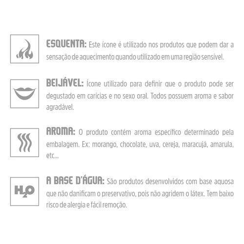 Maxx Babaloo - Gel Comestível para Oral - 25g