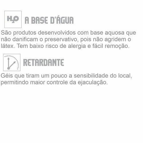 Gel Retardante Prolong - 17ml - Intt