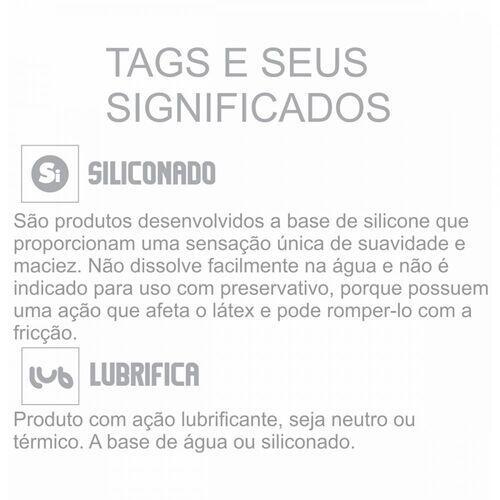 Lubrificante Siliconado - Aqua Extra Luby - 35ml - Soft Love