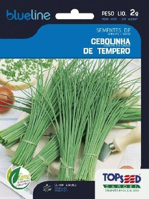SEM.CEBOLINHA DE TEMPERO 50G - TOPSEED