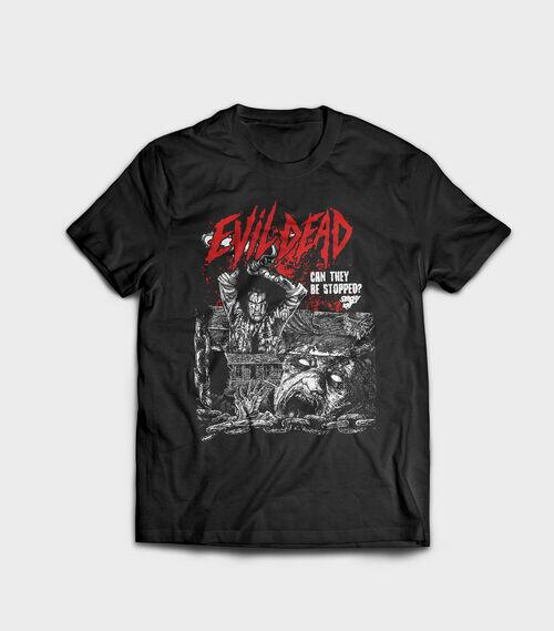 T-shirt Evil Dead