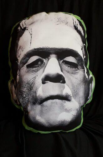 Almofada Frankenstein