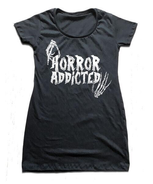 Vestido Horror Addicted