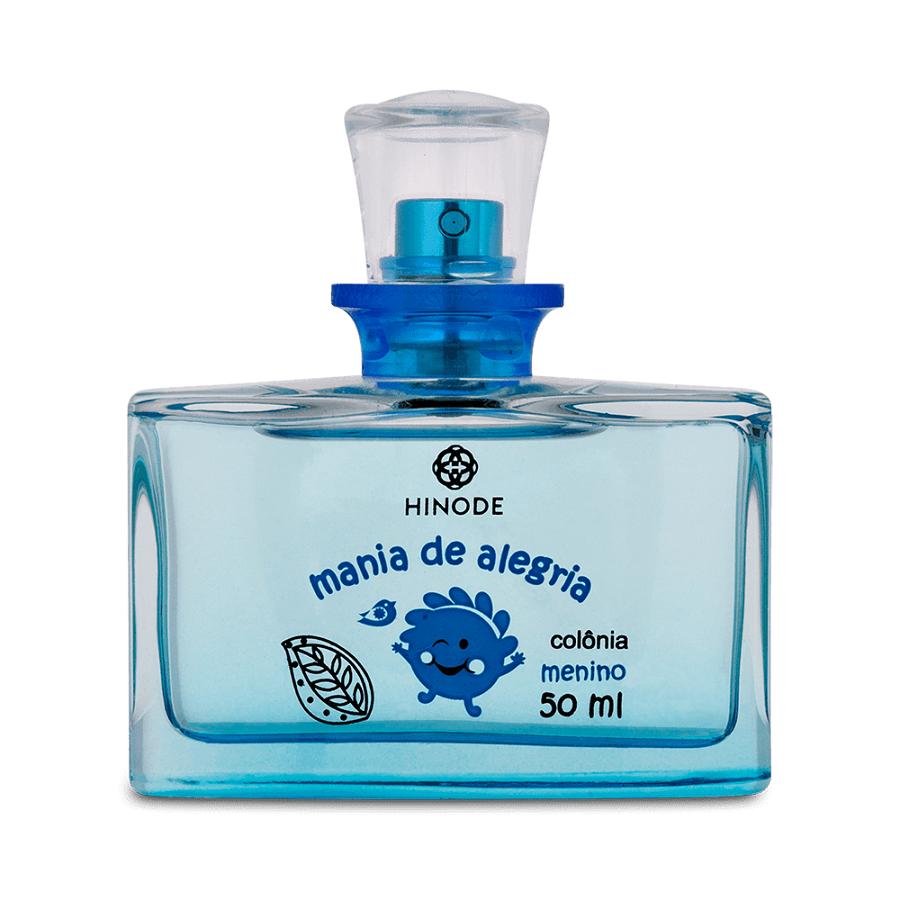 Mania de Alegria Colônia Menino 50ML