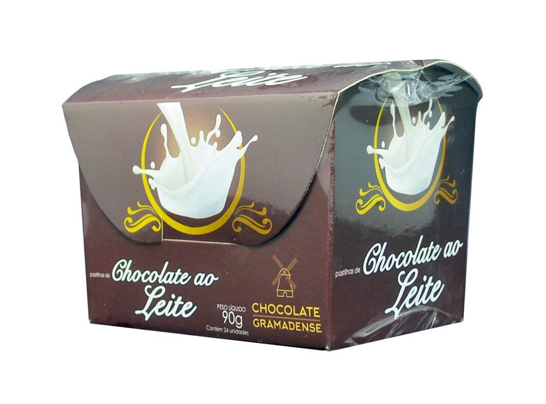 Pastilhas de Chocolate 90g