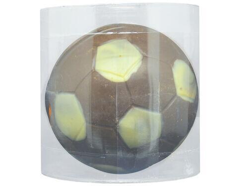 Bola de Futebol de Chocolate