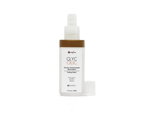 Glyc Olic   Solução Antioleosidade Renovadora - Peeling Diário