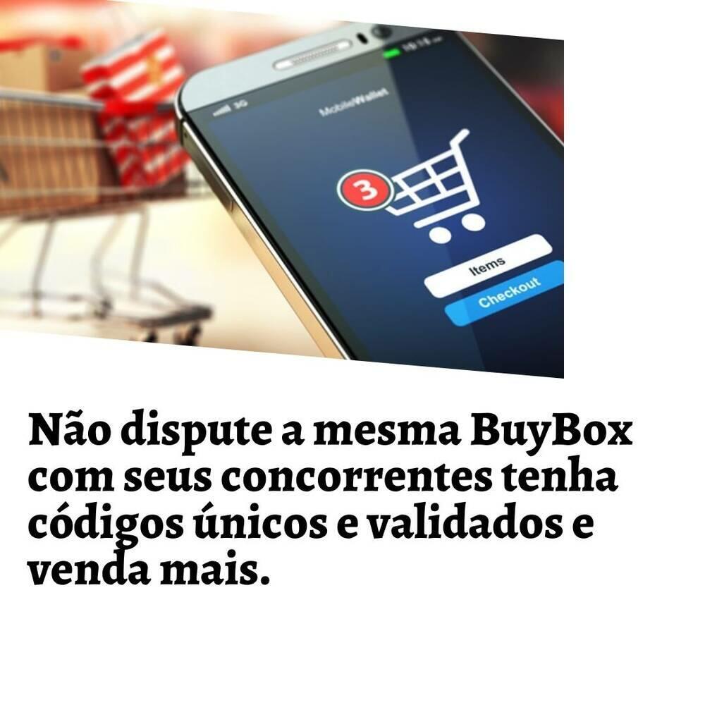 BuyBox - Código Ean Universal Único