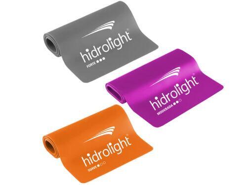 Kit Faixa Elástica Hidrolight