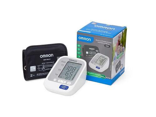Medidor de Pressão Automático Digital Braço Premium  HEM-7122 - Omron