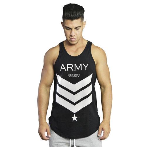 Regata Tradicional Masculina Army XXI Preta