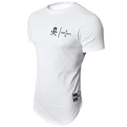 Camiseta Masculina Anatômica Army II XXI Branca