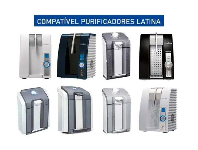 Vela Refil Kit Pl2 Para Purificadores Latina 1092