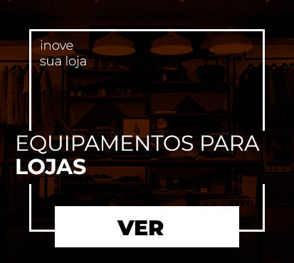 Equipamentos para Lojas