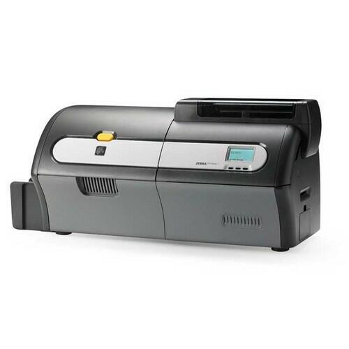 Impressora de Cartão PVC   Zebra - ZXP Series 7