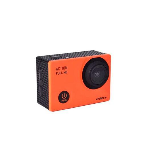 Câmera De Ação Action Full Hd 1080P - Tela Lcd 2Pol - 12Mp 30 Fps 450 Mah