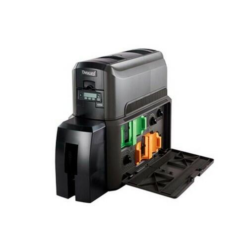 Impressora de Cartão PVC   Datacard - CD800 c/ módulo de laminação