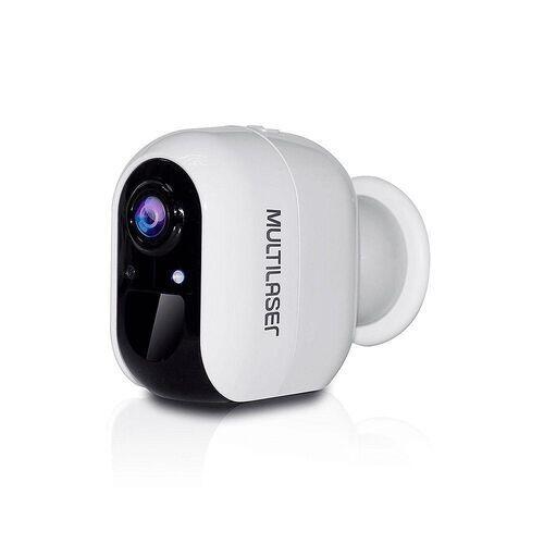 Câmera Inteligente Full HD Wi-Fi - Multilaser
