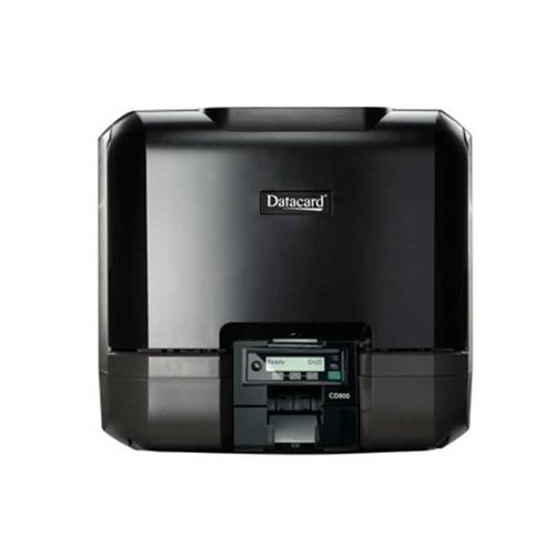 Impressora de Cartão PVC Dupla Face   Datacard - CD800