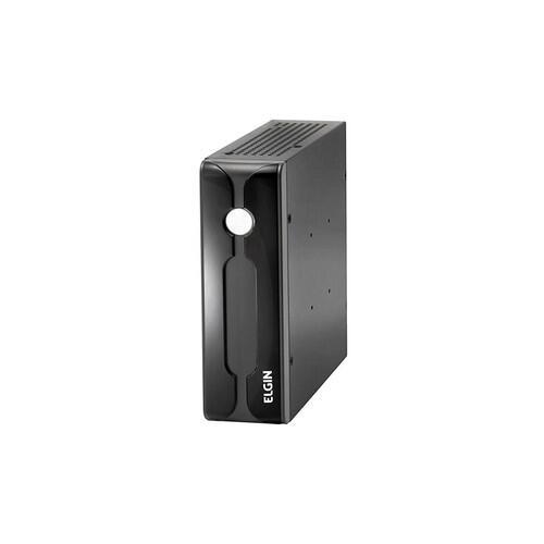 Computador Elgin Newera E3 Nano J1800 4GB 2 Seriais