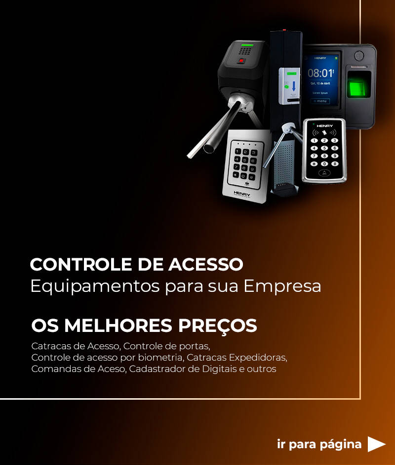 2021 - CONTROLE DE ACESSO