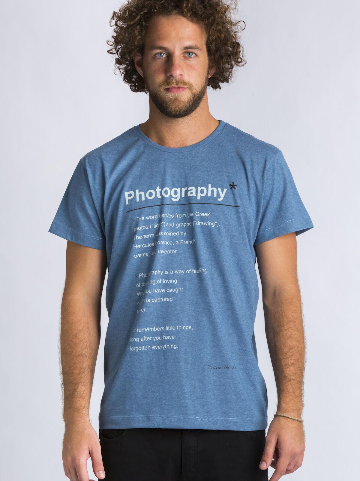 CAMISETA PHOTOGRAPHY SIGNIFICADO