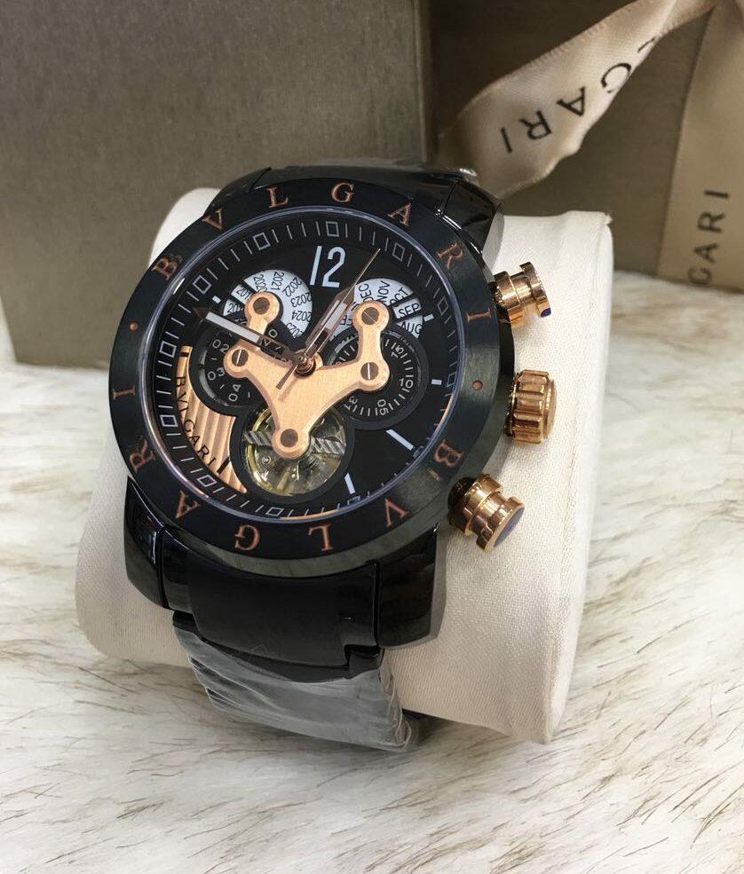 Bvlgari Hybrid Black Gold