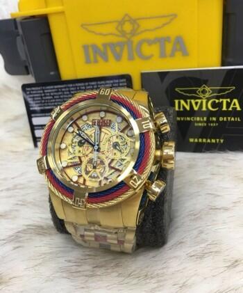 Relógio Invicta - Zeus Homem Aranha 22254