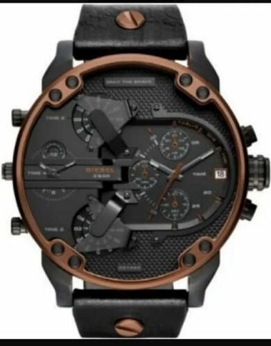 Relógio Diesel 3 BAR - Mr. Daddy Dz7401 Black