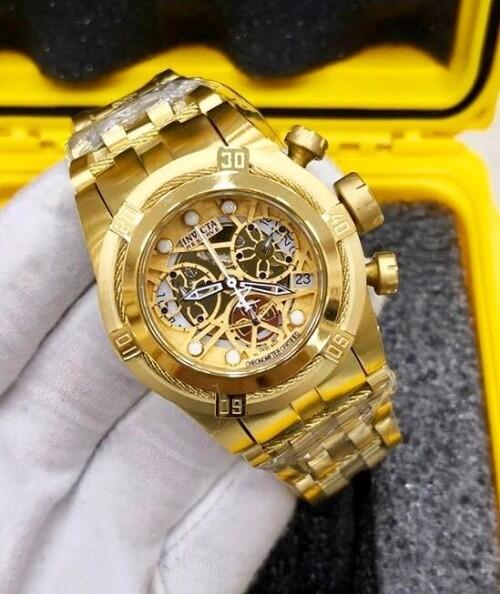 Relógio Invicta - Zeus Bolt Skeleton 12903
