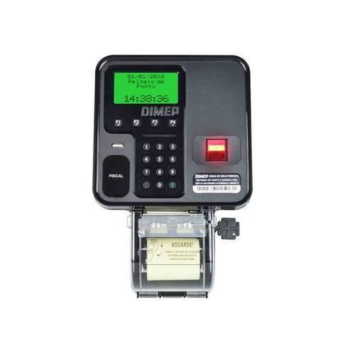 Relógio de Ponto Biométrico Dimep Smart Point SF-01