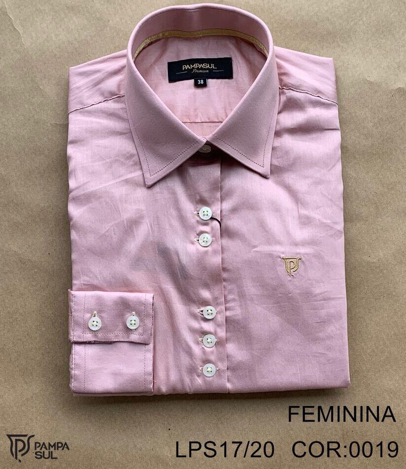 Camisa Feminina s/Bolsos