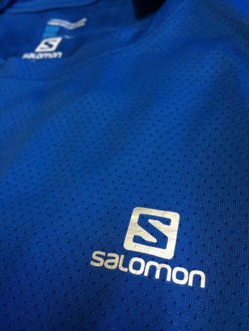 Camiseta Comet (manga longa) -  Salomon