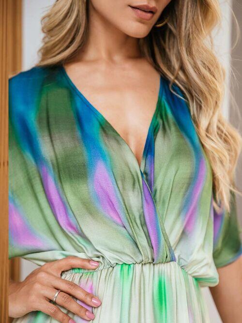 Vestido Absolutti Tie Dye 21613