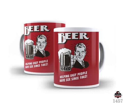 Caneca Personalizada Cervejas com frases engraçadas
