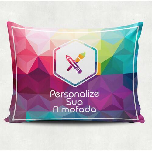 Almofada Retangular personalizada do seu jeito