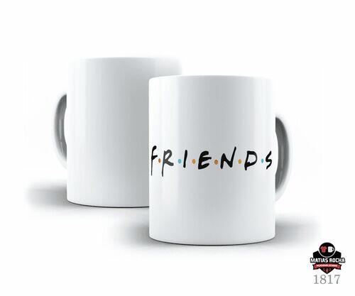Caneca Seriado Friends Personalizada